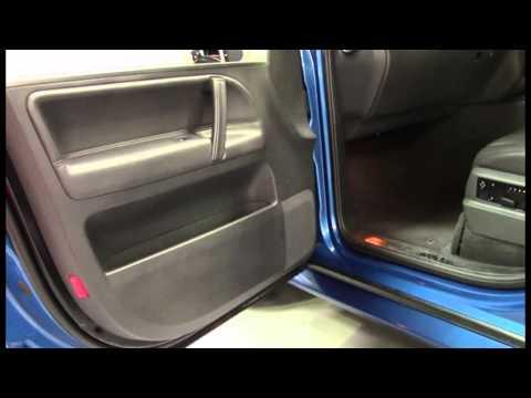 Volkswagen Touareg R50 Blue 2008