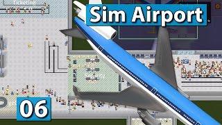 Sim Airport #6 ►PREISANPASSUNGEN für MEHR GEWINN! ► Der Flughafen Bau und Management Simulator