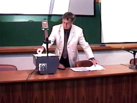 25º CBM - Palestra Plenária - Joel Spencer - Courant Institute, New York