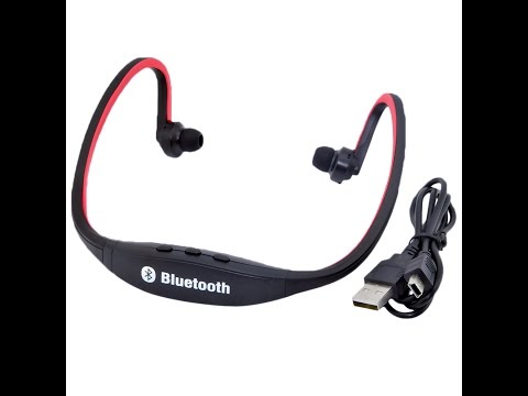 Wireless Sports 4.0 Bluetooth Headset Stereo Under $10