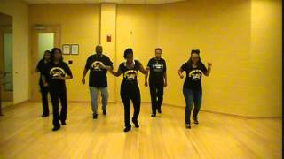 HATERS LINE DANCE - SAMARA JOHNSON AND FRIENDS