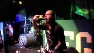 "NEW FOUND GLORY ""No Reason Why"" (Gorilla Biscuits Cover)  Live (Multi Camera video)"