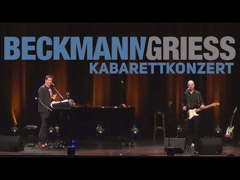 Beckmann-Griess - Kabarettkonzert  Leo & Kate
