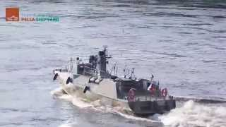"Fast patrol boat (pr 03160) ""Raptor"" --  Катер пр. 03160 Раптор"