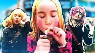 Lil Tay - Money Way (Reaction Video)