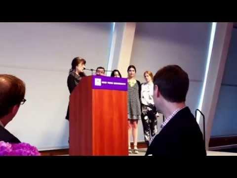 Stella Adler Studio of Acting Award 2014