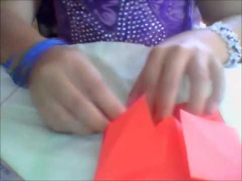 Como hacer una nochebuena de papel youtube - Como hacer una claraboya ...