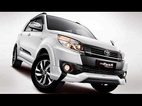 Spesifikasi dan harga mobil new toyota rush indonesia