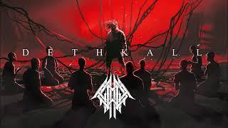 Gambar cover Dav Dralleon - D E T H K A L L (Dark Synthwave / Cyberpunk)