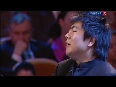 Шопен, Концерт № 2, Ланг Ланг (фортепиано), Гергиев (дирижер), 2008 (TV-2010).
