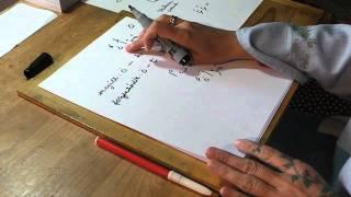 Arab írás-olvasás oktatás 11. rész