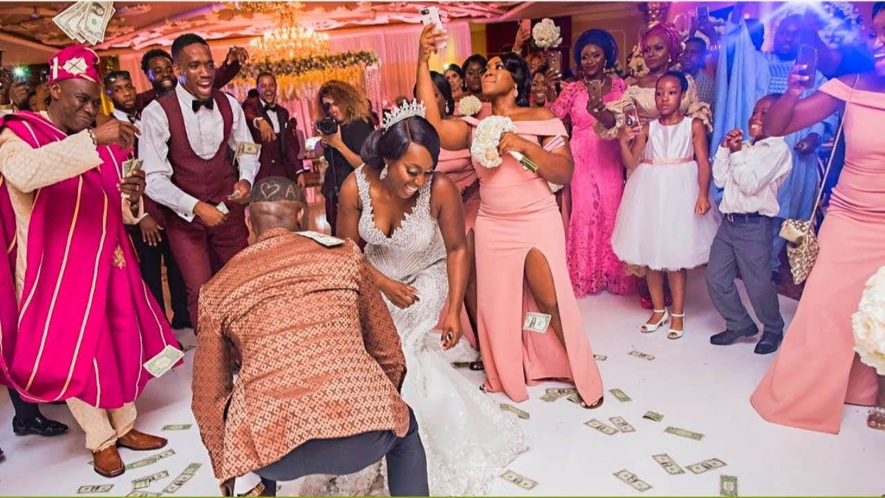 BEST Nigerian Wedding EVER!  |  Living Lahai Vlog #38