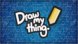 CRYPTIC CODES! | DRAW MY THING! (With Facecam)