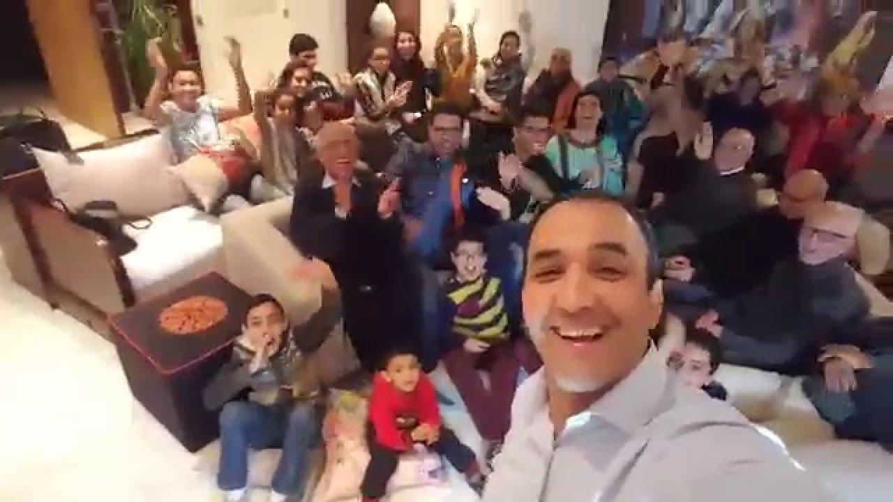 Bonne année 1er janvier 2016 رشيد الوالي أول يوم ...