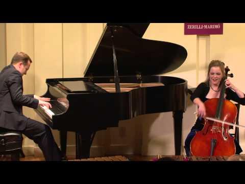 Richard Strauss: Cello Sonata in F major Op. 6: Allegro con brio