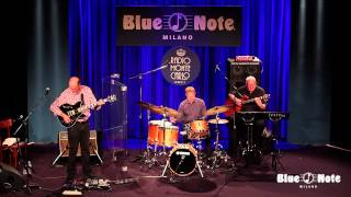 John Scofield Trio - Lawns - Live @ Blue Note Milano
