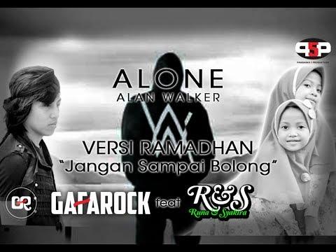 Runa & Syakira feat. Gafarock - Alan Walker Alone (Versi Ramadhan)