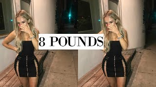 HUGE WF haul + how I lost 8 pounds | DailyPolina