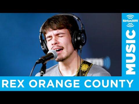 Rex Orange County - No One (Alicia Keys Cover) [LIVE @ SiriusXM Studios]