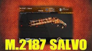 *EPIC M.2187-SALVO* | IS THIS GUN BROKEN!? | OVER 100% DAMAGE!! | INFINITE WARFARE