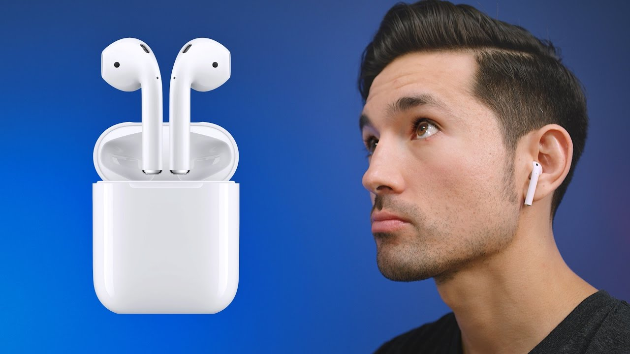 a04713517ec Apple AirPods - 1 Month Later - YouTube