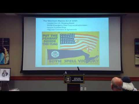 Gloria J. House, WW1 Symposium USAHEC 20180512