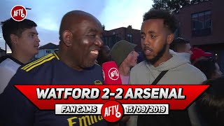 Watford 2-2 Arsenal | Xhaka Needs Some Time Off! (Livz)