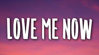 Kygo, Zoe Wees - Love Me Now (Lyrics)