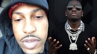 TROUBLE vouches for RALO's STREET CRED, speaks on Alley Boy SITUATION!