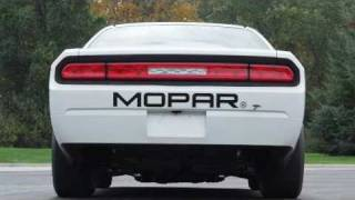 Dodge Challenger V10 Mopar Drag Pak Videos