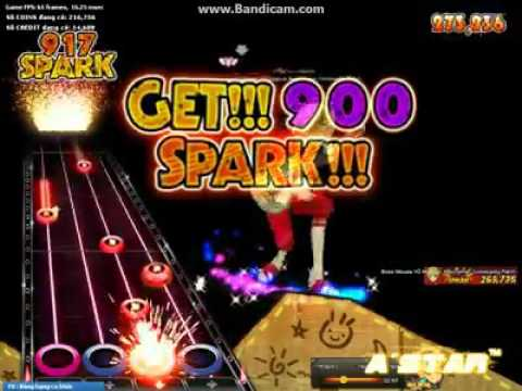 [Guitar Mode]  Spark Fly 115bpm - Taylor Swift Guitar Version FlameOut 2 Miss .