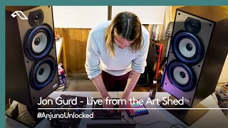 Jon Gurd - Live from the Art Shed