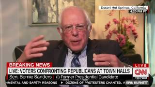 Bernie Sanders warns Republicans worried about protests: You haven