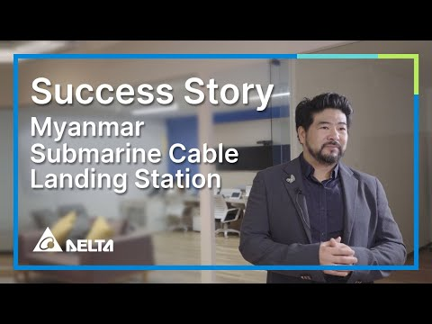 Campana Data Center for a Submarine Cable Landing Station in Myanmar