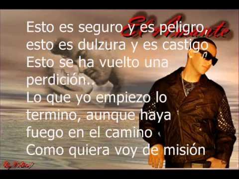 El Amante Prestige Ft Daddy Yankee J Alvarez Letra Youtube