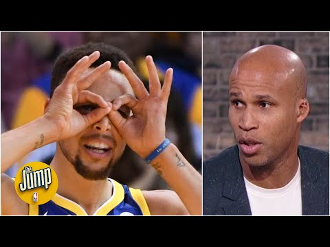 Players remember the 'disrespectful' things the elite Warriors did - Richard Jefferson   The Jump