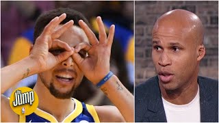 Players remember the 'disrespectful' things the elite Warriors did - Richard Jefferson | The Jump