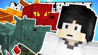 MENGENDARAI NAGA!! | Mod Showcase - Minecraft Indonesia