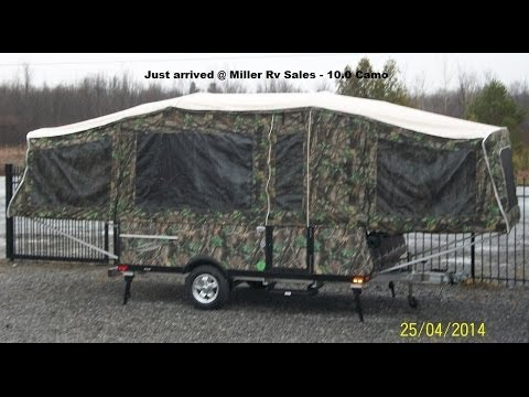 Quicksilver 10 0 tent trailer for the hunter in you