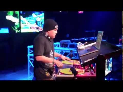 DJ KU RED BULL THRE3STYLE 2012 US FINALS SET (ORLANDO, FL)