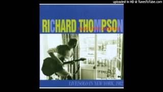 """Time To Ring Some Changes"" (Live) - Richard Thompson"