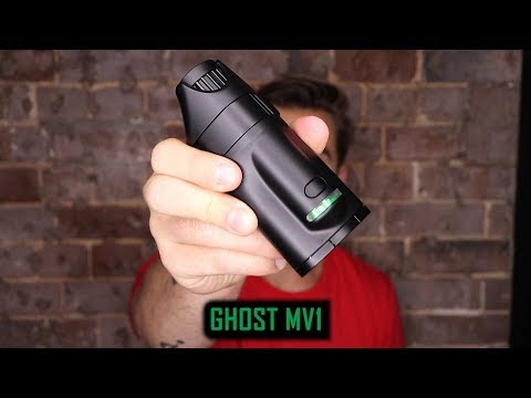Ghost MV1 Review & Vaporizer Tutorial [+ vs. Mighty & Firefly 2]