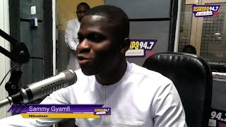EKOSIISEN DISCUSSION SEGMENT: I CAN'T BE INTIMATED ON ANY DAY - SAMMY GYAMFI (27-1-20)