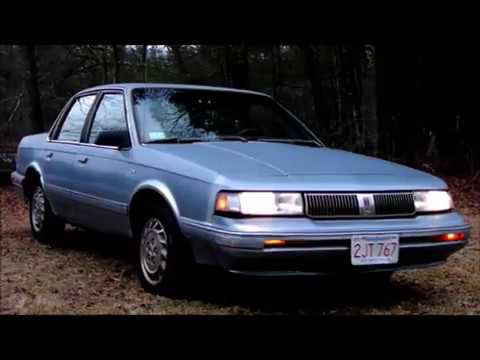 review of a 1996 oldsmobile cutlass ciera youtube. Black Bedroom Furniture Sets. Home Design Ideas