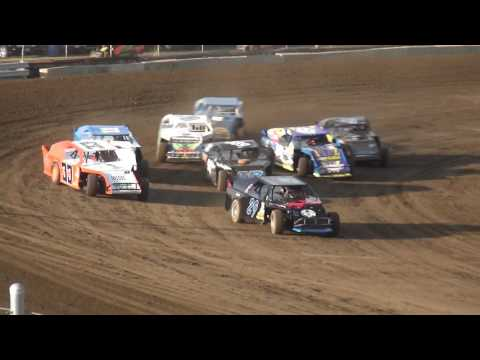 Sport Mod Heats Independence Motor Speedway 6/3/17