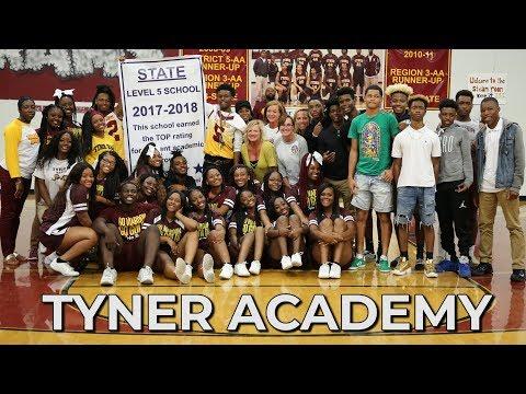 Level 5 School - Tyner Academy