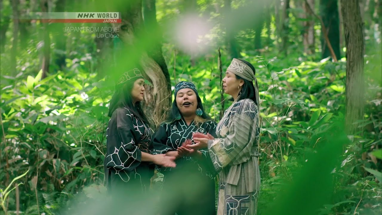Photo of Ainu Spirits [Hokkaido] – JAPAN FROM ABOVE: UP CLOSE – video