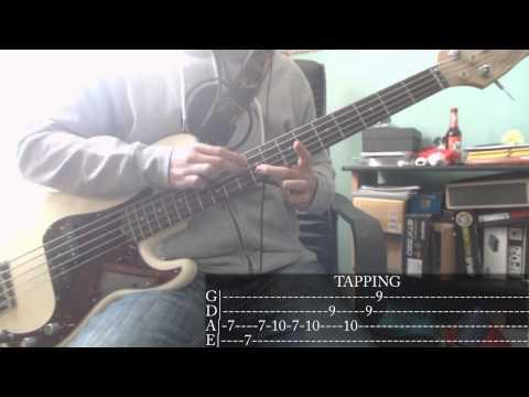 Muse's Week - 06 - Knight Of Cydonia [Bass Cover + Tab]