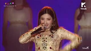 (G)I-DLE 'Melon Music Awards 2018' - Intro Hann Dance break Soyeon rap Latata