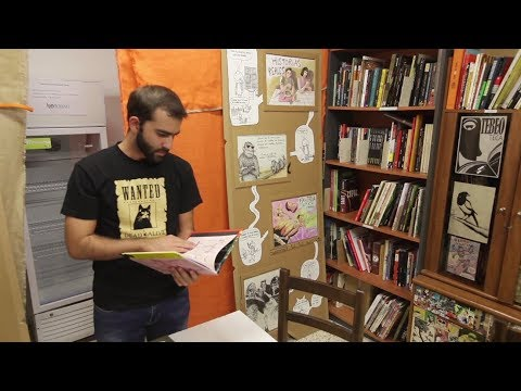 AS La Tebeoteca, a collaborative library for comic enthusiasts